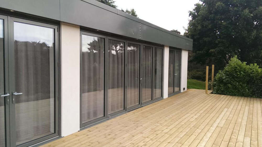 Bi Fold Doors in Kent