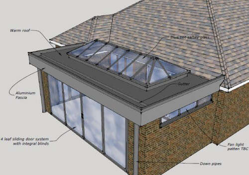 3D Design created to help you visualise your new home