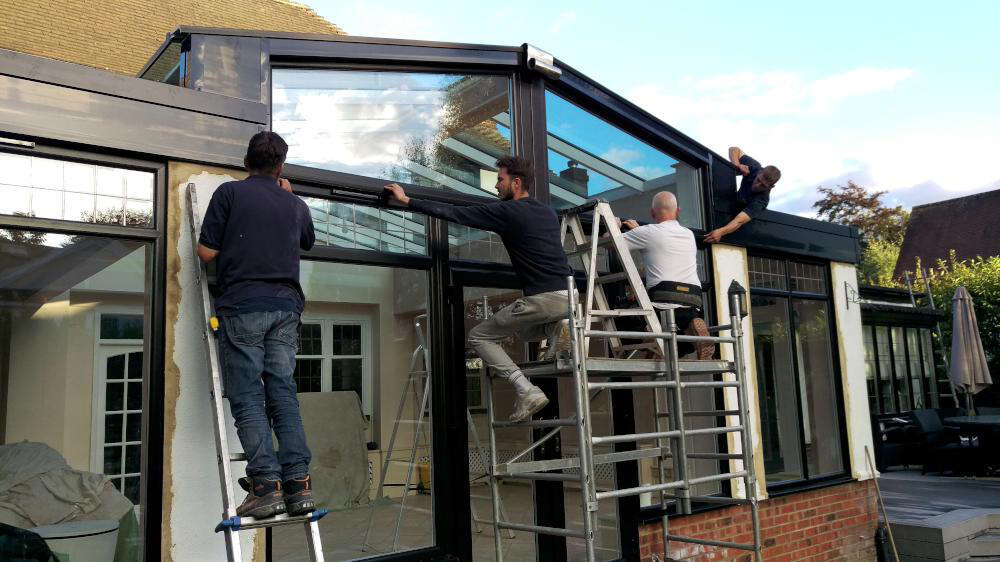 Conservatory Maintenance
