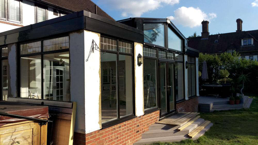 Conservatory Refurbishments By Contemporary Structures Kent