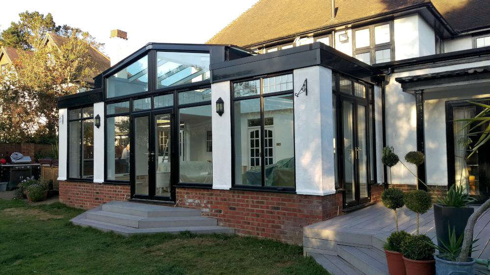 Conservatory Refurbishments Contemporary Structures Kent
