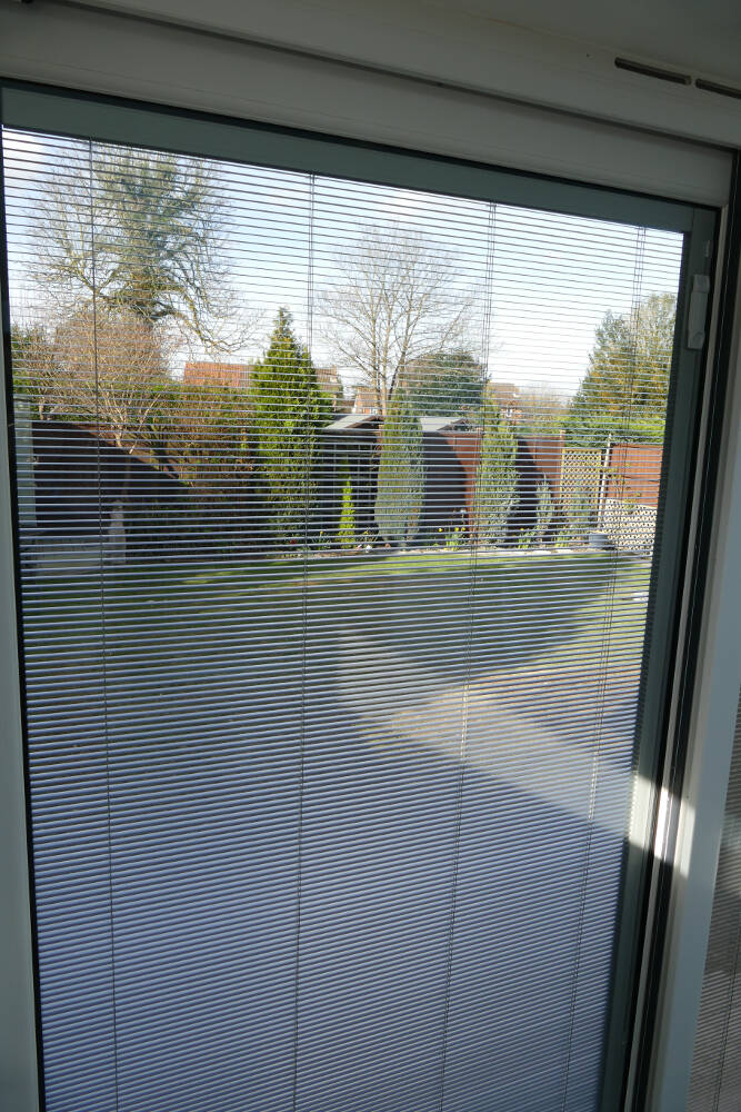 Integral Conservatory Blinds (1)