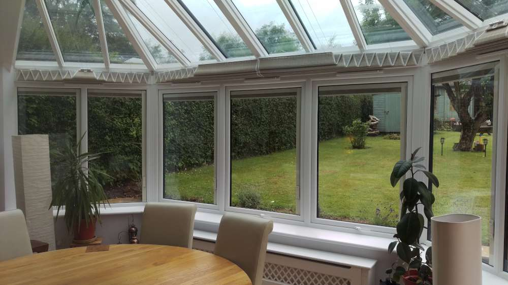 Conservatory conversion to a contemporary extension in Biggin Hill