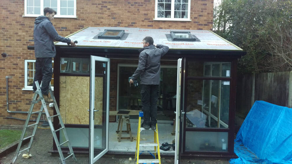Lean To Conservatory Contemporary Structures Kent