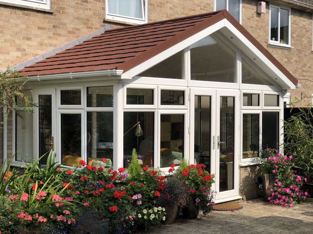 Garden Room Transformation In Biggin Hill