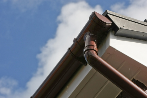 Gutters And Downpipes Contemporary Structures Kent