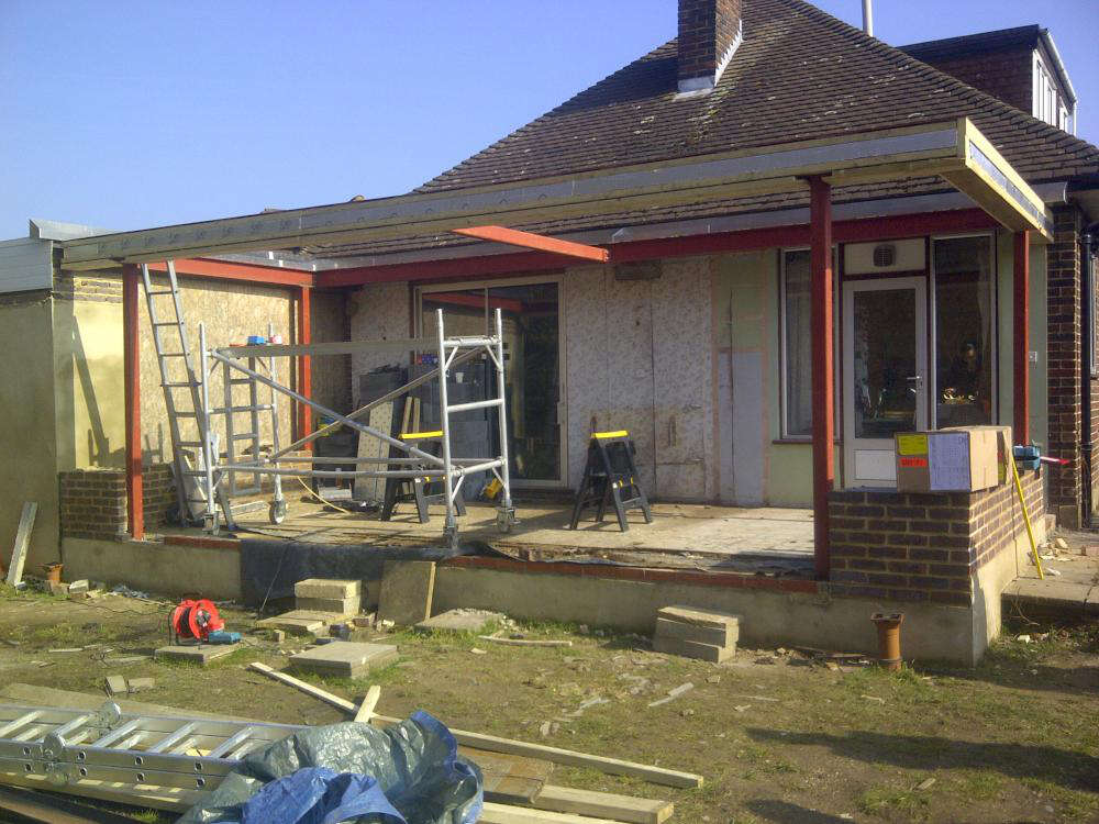 Conservatory to Orangery in Orpington, Kent   Contemporary ...